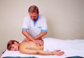 сеанс медицинского массажа